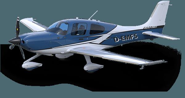Sie möchten den Flugschein machen? Bei uns stehen Ihnen dazu verschiedene Flugzeugmodelle zur Verfügung.