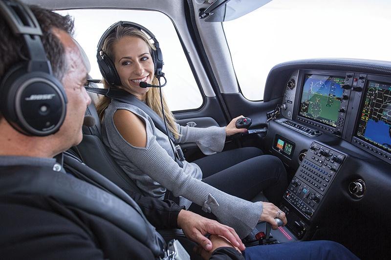Arbeiten als Fluglehrer