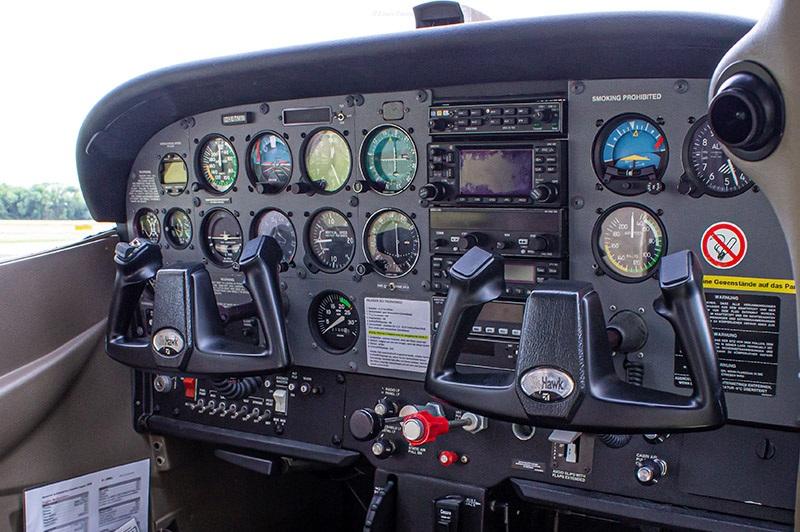 Cessna C-172 D-ETMN