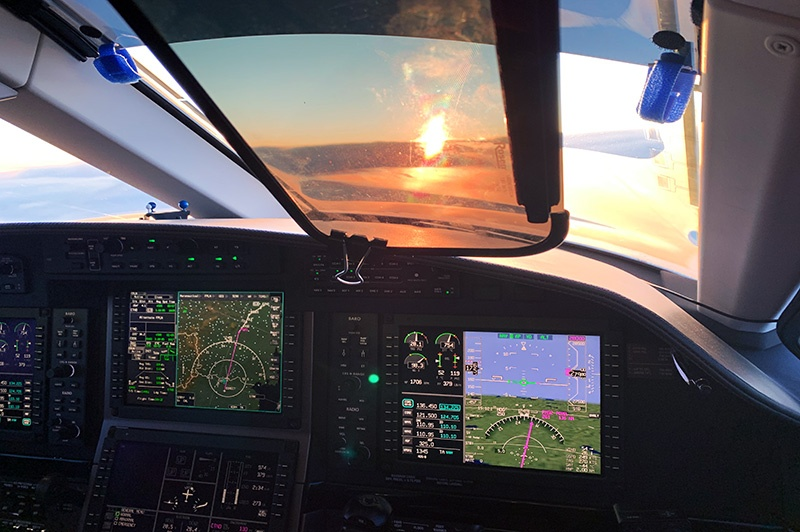 PC-12 Cockpit