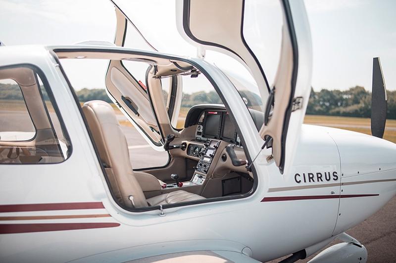 Cirrus SR20 G2