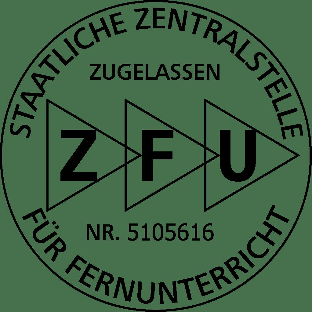 ZFU Zertifikat