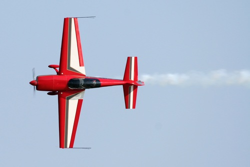 Kunstflug Motorflugschule Egelsbach