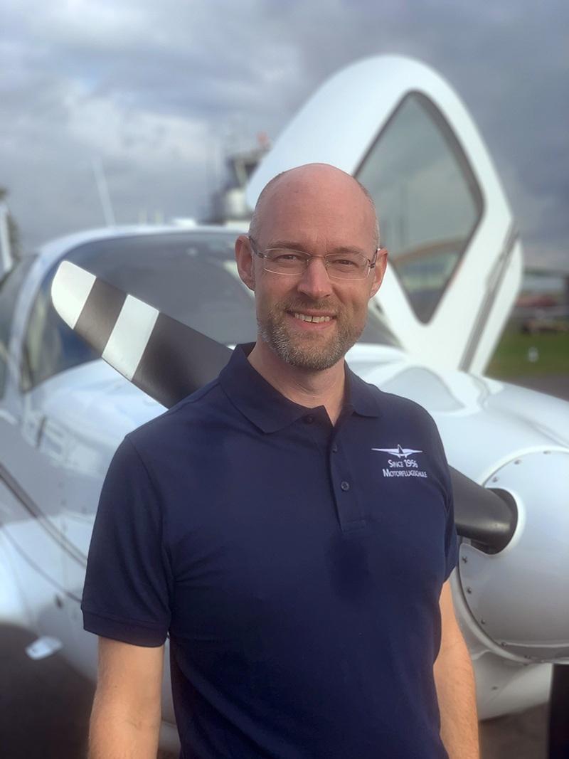 Rainer Bauernfeind Motorflugschule Egelsbach GmbH