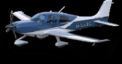 Machen Sie den Flugschein: Bei uns stehen Ihnen verschiedene Flugzeugmodelle zur Verfügung.